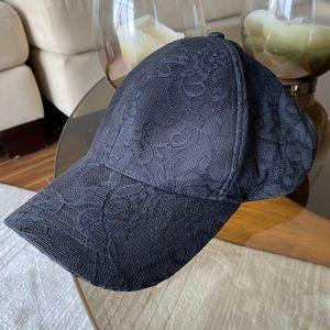 Cute lace baseball cap